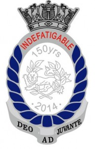 2014 150th Badge
