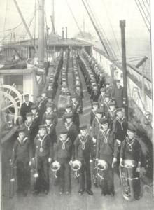 Inde Band Parade 1907